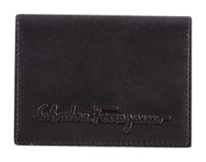 Salvatore Ferragamo * Salvatore Ferragamo Bifold Card Case