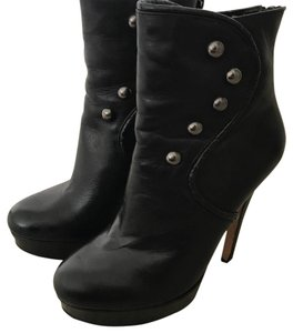 House of Harlow 1960 Stiletto Studs Black Boots