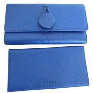 Bodhi Bodhi wallet and checkbook NWOT