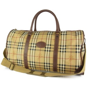Burberry Louis Vuitton Balenciaga Givenchy Balmain Alexander Travel Bag