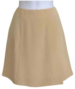 INC International Concepts Skirt Beige