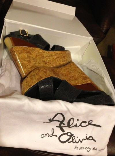 Alice + Olivia Wedges