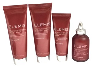 Elemis Elemis Spa At Home Frangipani Monoi Body Oil / 35ml +Body/Cream+ SH/Cr