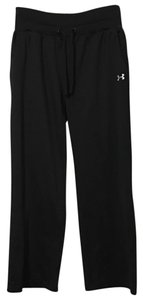 Under Armour Under Amour Black Drawstring Sweat Pants Small