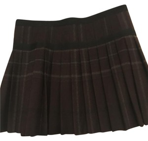 Burberry London Mini Skirt Purple