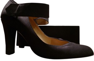 Emporio Armani Prom Black Pumps