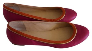 Talbots pink/yellow/orange Flats