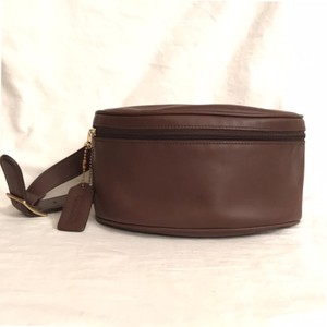 Coach Fanny Pack Fanny Pack Cross Body Miscellaneous Brown Travel Bag