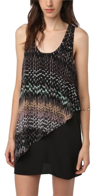 Preload https://item3.tradesy.com/images/silence-and-noise-summer-dress-black-pattern-2088282-0-0.jpg?width=400&height=650