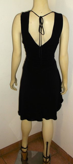 Trixxi Size Medium Sleeveless Knee Length P1276 Dress