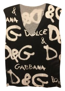 Dolce&Gabbana T Shirt black/white