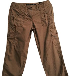 The Limited Capris Dark Taupe
