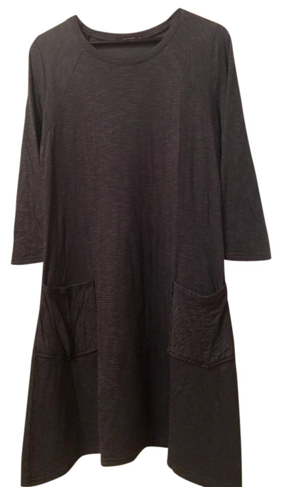 e3ef21bf02 Cut Loose Thermal Short Casual Dress Size 8 (M) - Tradesy