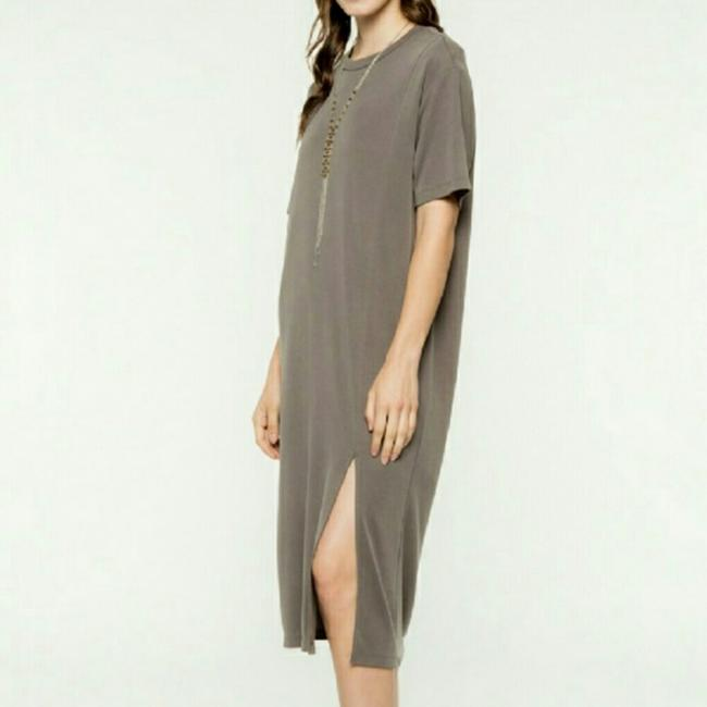 Gray Maxi Dress by Everly