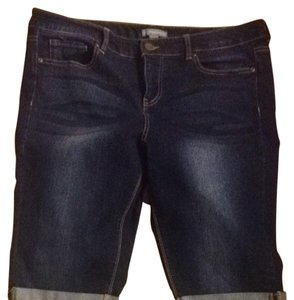 New York & Company Shorts Denim