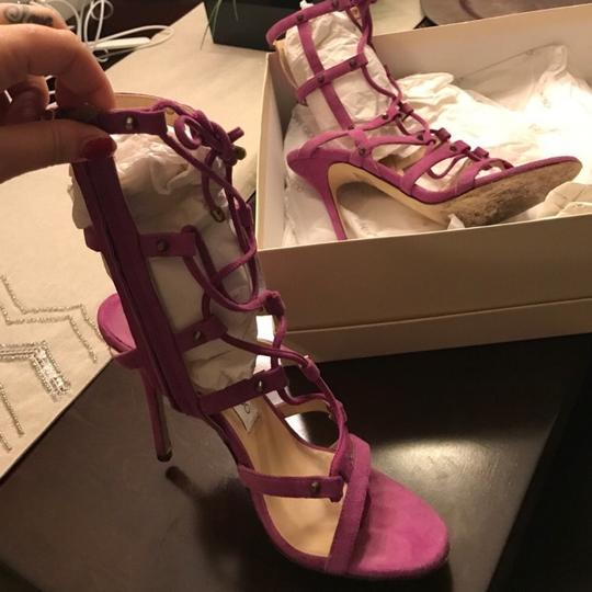 Jimmy Choo orchid Pumps