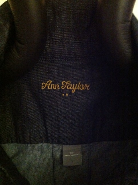 Ann Taylor Denim Jacket