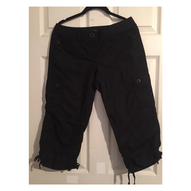 The Limited Cargo Hiking Travel Capris Black