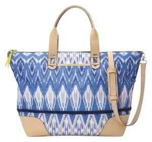 Stella & Dot Indigo Travel Bag