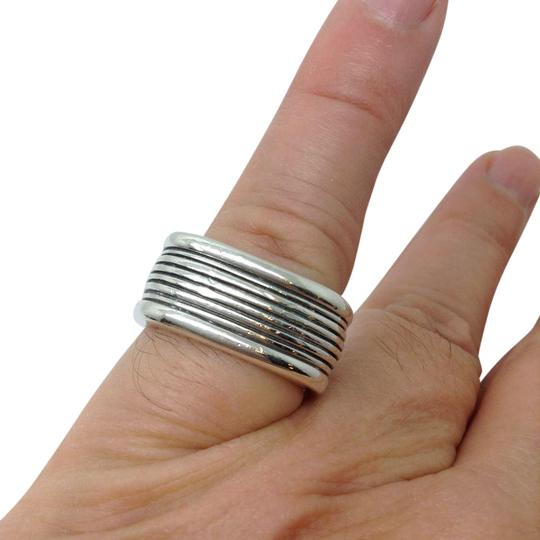 Preload https://img-static.tradesy.com/item/20883619/david-yurman-size-7-725-sterling-silver-royal-cord-square-unisex-band-ring-0-3-540-540.jpg