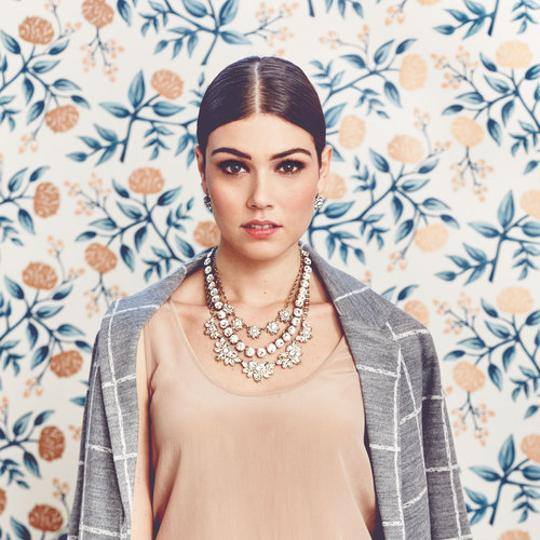 Chloe + Isabel Mirabelle Collar Necklace