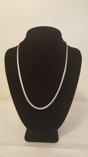 Other ** NWT ** STAINLESS STEEL *unisex* ( 4 MM / 22 INCH ) SNAKE CHAIN