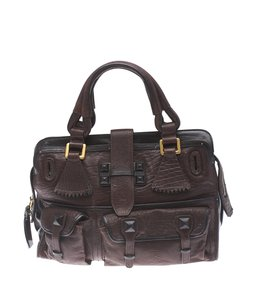 Chloé Chloe Satchel in ,Brown