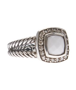 David Yurman David Yurman Petite Albion Cable Ring, Size 6 (116571)
