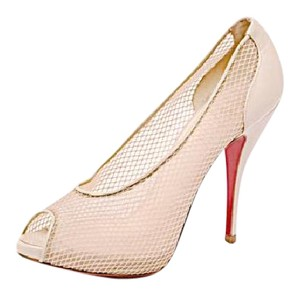 Christian Louboutin Louboutin Easter Spring Nude Pumps