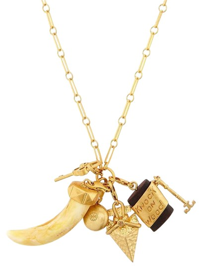 Preload https://img-static.tradesy.com/item/20884388/tory-burch-gold-new-lucky-superstitious-36-16k-plated-brass-necklace-0-3-540-540.jpg
