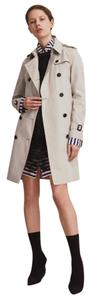 Burberry Trench Long Trench Trench Coat