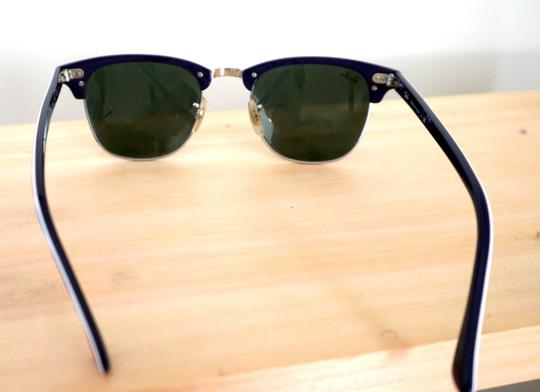 Ray-Ban Ray Ban RB 3016 CLUBMASTER STRIPE