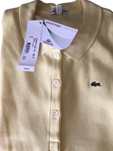 Lacoste Top yellow