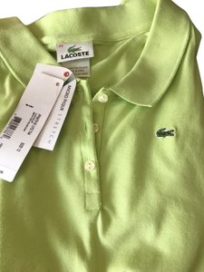 Lacoste Top Lime green