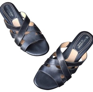Naturalizer Black Sandals