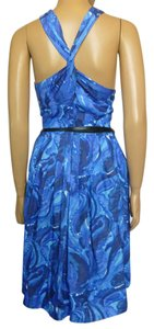 MICHAEL Michael Kors short dress Blue on Tradesy