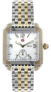 Michele MICHELE MILOU DIAMOND TWO TONE LADIES WATCH MWW15A000059