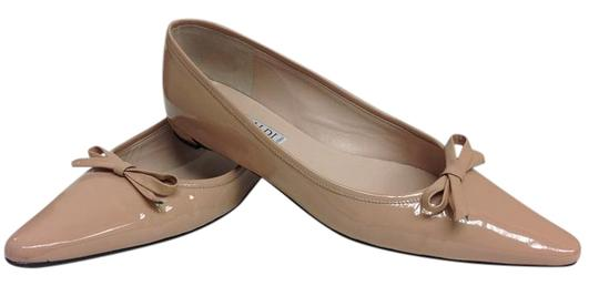 Preload https://img-static.tradesy.com/item/20884863/diane-b-nude-patent-leather-with-bows-flats-size-us-10-regular-m-b-0-2-540-540.jpg