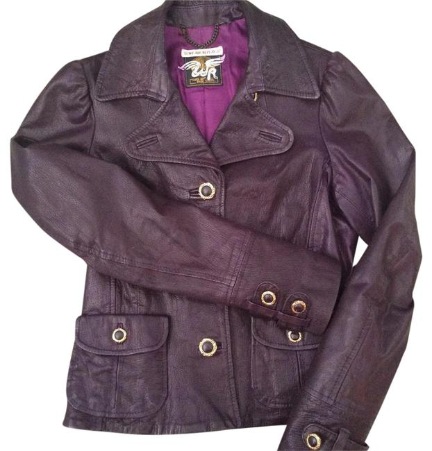 Preload https://img-static.tradesy.com/item/20884911/replay-plum-in-s-leather-jacket-size-4-s-0-1-650-650.jpg