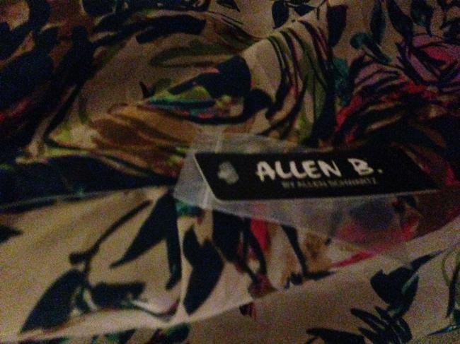 A.B.S. by Allen Schwartz Button Down Shirt multy color