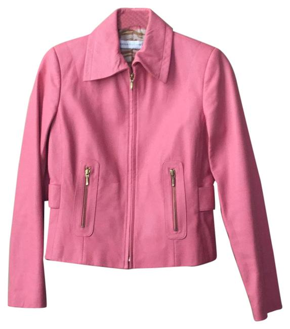 Preload https://img-static.tradesy.com/item/20885192/dana-buchman-soft-coral-the-pictures-make-it-look-pink-but-it-s-not-at-all-jacket-size-4-s-0-1-650-650.jpg