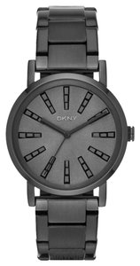 DKNY DKNY Women's Soho Brown Leather Watch NY2419