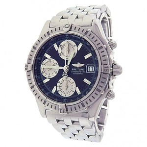 Breitling Breitling Chronomat A13352 Stainless Steel Chronograph Automatic Black