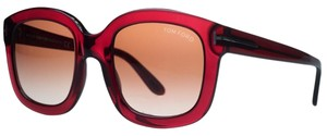 Tom Ford Tom Ford Red Square Sunglasses