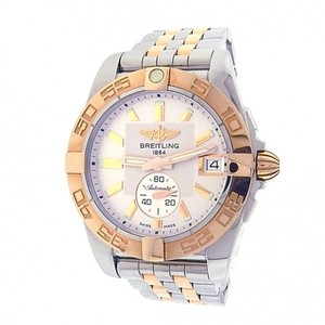 Breitling Breitling Galactic C37330 Stainless Steel 18k Rose Gold Automatic