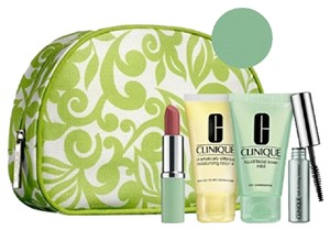 Clinique Clinique skin care and make up set