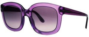 Tom Ford Tom Ford Purple Square Sunglasses