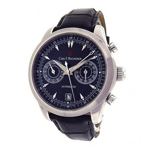 Carl F. Bucherer Carl F. Bucherer Manero 10910.08 Stainless Steel Chronograph Black