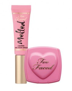 Too Faced Too Faced Melted Kisses & Sweet Cheeks Set