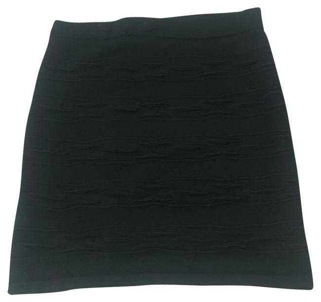 Preload https://img-static.tradesy.com/item/20885606/wow-couture-black-textured-skirt-size-8-m-29-30-0-1-650-650.jpg